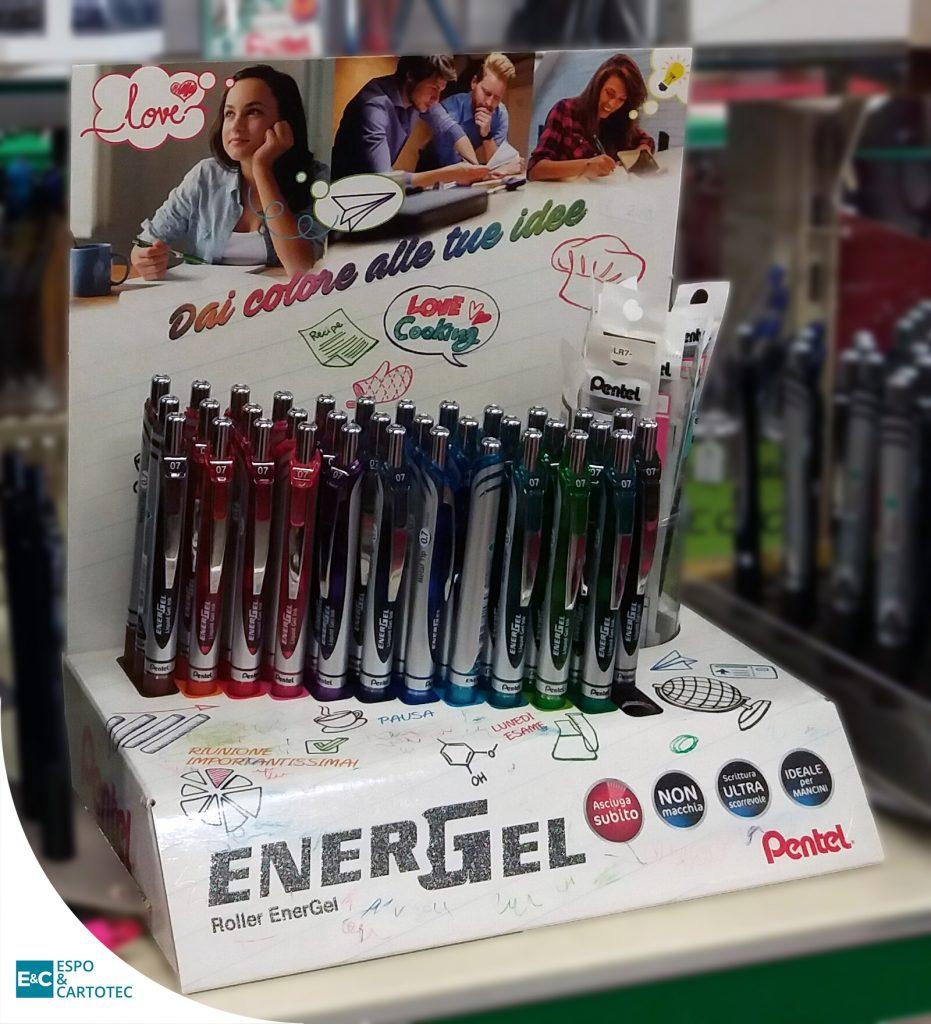 Espositore da Banco  Energel
