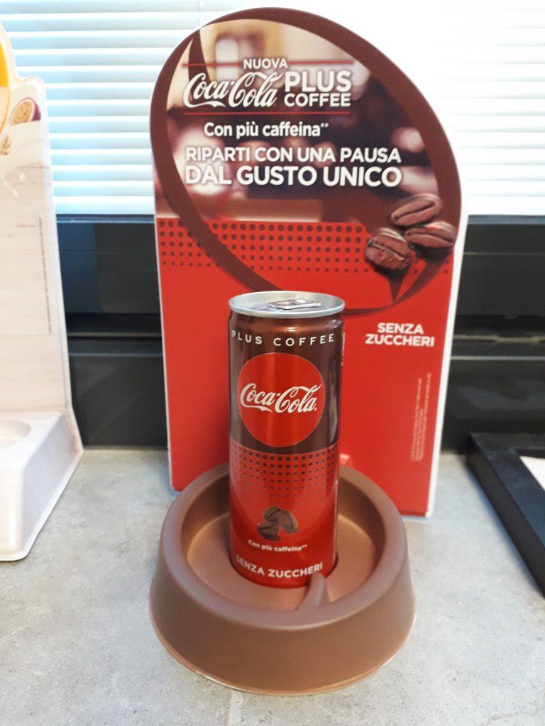 Espositore da banco Coffee Plus